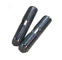 EXHAUST STUD SOLD PER PC 6mm X 30mm Fit Most 40-300cc Motors, GY6-50-125-150, used on Scooters, ATVs, Dirt Bikes, & Go Karts