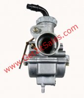 CARBURETOR PZ20 110-125cc ATV-Dirtbike Intake ID=20mm Air Box OD=34mm Bolts c/c=48mm