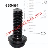 Pan Head Bolt (M6x20) & Washer