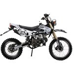Coolster 125CC QG-214X-M125 Dirt Bike Parts