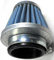 Air Filter ID=42mm, Total L=78mm