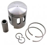 PISTON KIT 49cc 2-stroke B=38 Pin=12 H=47 Ctr Pin To Top=23mm TOMOS A35 STD