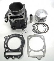CYLINDER PISTON KIT 250cc 4 Stroke CF250 Water Cooled B=72mm H=82