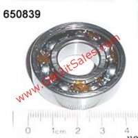 Ball Bearing 6203Z ID=17 OD=40 W=12 Sold Per Pc