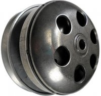 Rear Drive Clutch-Driven Pulley Fits Most 250-300cc GY6 Chinese ATVs, GoKarts, Scooters, UTVs Bell ID=135 Shaft=15 Splines=19