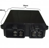 CDI Box 4 Stroke 150-250cc ATVs, Motorcycles 4 Pin in 4 Pin Wide Jack 4 Pin in 4 Pin Jack 88mm x 70mm
