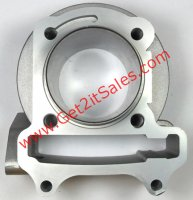100cc Cylinder Piston Top End Kit With EGR Head For GY6-50 QMB139 Chinese Scooter Motors. Bore=50mm