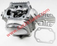 CYLINDER HEAD 52mm Honda Copy 110-125cc ATV-Dirt Bike (With Valves and Cam)