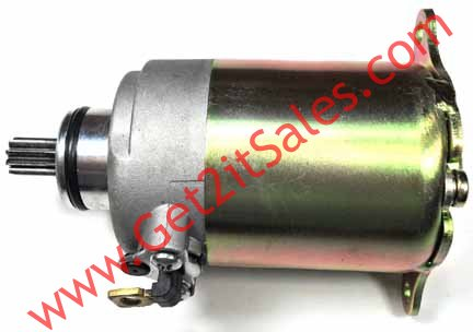 STARTER MOTOR FOR TAOTAO ROMAN SCOOTERS WITH 150cc GY6 MOTORS
