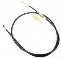 "REAR BRAKE CABLE Out=60.5""/Inner Wire=66.25"" Fits Many Eton 50/70/90 ATVs + Many Other Models"
