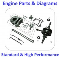 Engine Parts & Diagrams