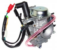 PD Carburetor with Electric choke for GY6 250-300cc ATVs and Scooter