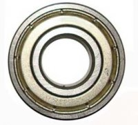 Ball Bearing 6006ZZ ID=30 OD=55 W=13 Sold Per Pc
