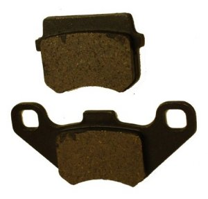 DISC BRAKE PADS ATVs-GoKarts-Dirt Bikes 85x31x8 & 42x31x10 Holes c/c 68mm