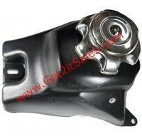 "Gas Tank DIRTBIKES L=10"" W=10"" Front holes c/c=9"" Front to Rear Holes c/c=9"""