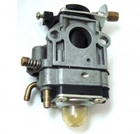CARBURETOR 43-49cc 2-stroke Bolts ctr to ctr = 31mm Intake ID =15mm
