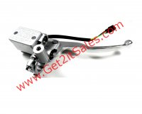 BRAKE LEVER & MASTER CYLINDER (RH) With 8mm Mirror Mount