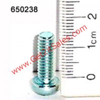 Pan Head Bolt (M6x16)