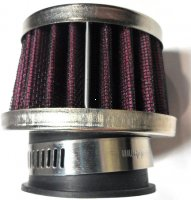 Air Filter ID=35mm, OD=60, Length=57mm