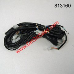 wiring harness jonway 49cc and alta 49cc scooter 813160 get 2 it rh get2itparts com