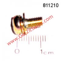 Pan Head Bolt (M5x10) & Washer