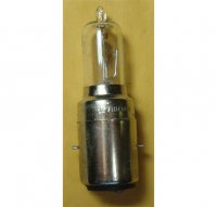 12V 18/18W Headlight Bulb 2 Terminal 20mm Base