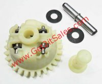 GOVERNOR Assembly Gear OD=44.50mm Gear28th Fits Honda Type GX140-200cc + Others Power Equipment,GoKarts,Minibikes,etc