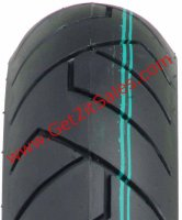 "TIRE (10"") 120/90-10 Vee Rubber VRM119C"
