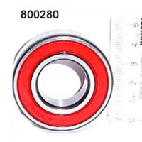 Ball Bearing 6205LLU ID=25 OD=52 W=15 Sold Per Pc