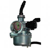 CARBURETOR PZ19 50-125CC ATV-Dirtbike Manual Choke Intake ID=19 Air Box OD=36 Bolts c/c=48mm