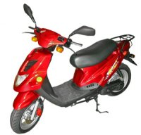 Eton America Beamer R2-50cc (PN2G) (Vin: 5BG) Scooter - Moped Parts