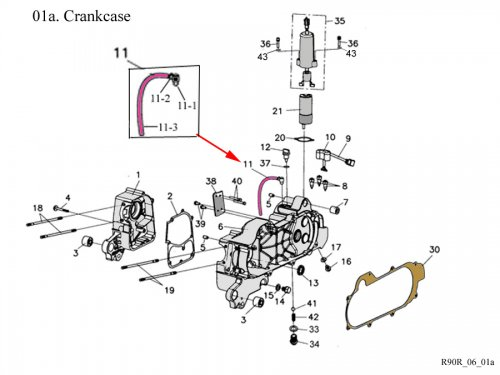 12 volt eton solenoid wiring diagram crankcase : get 2 it parts, llc, atv, scooter, go kart ...