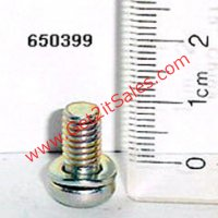 Pan Head Bolt (M6x12) & Washer
