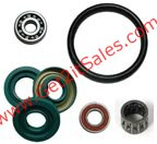 Bearings, O-Rings, Seals