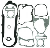 "GASKET SET GY6-125 Chinese ATVs, GoKarts, Scooters 54mm 16"" Short Case"