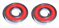 Motovox MBX10 MBX11 MBX12 Wheel Bearings Set of 2, ID=12mm OD=32mm W=10mm
