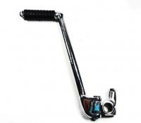 "Kick Start Lever Fits CG125-250cc Motors Used on ATV, Dirtbikes, GoKarts Length=11"" Hole ID=15mm"