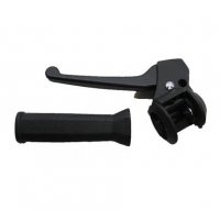 BRAKE LEVER ASSEMBLY (Left Hand) DOMINO Fits Many European Mopeds, Tomos A3 + more