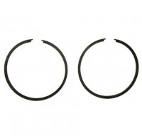 Piston Rings 64cc 44.00x1.50 GI Sold Per Set 64cc Aluminum Cylinder