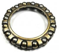 Ball Bearing Cage+C194 OD=36mm ID=24.5mm Fits Tomberlin 110cc Dirtbike