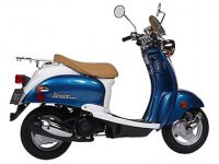 TNG 50CC VENICE 50 (2-Stroke) Scooter - Moped Parts