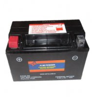 "CTX9BS-FA Fire Power Battery Sealed Maintenance Free L=5 7/8"" W=3 3/8"" H=4 1/8"""
