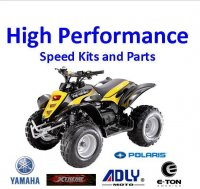 High Performance-ATV Parts 2 Stroke 49cc-100cc