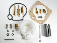 Mikuni Style 18mm 2 Stroke Carburetor Kit Fits E-Ton Impuls TXL50, TXL90, Lightning AXL50, Thunder AXL90, Sierra DXL90, Viper RXL50-70-90cc ATVs, 49cc Beamer, Matrix 50 Scooters, Polaris, Alpha Sports, Dinli, etc Sunworld H68
