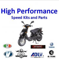 High Performance-Scooter Parts 2 Stroke 49cc-70cc