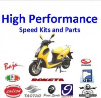High Performance-Scooter Parts 4 Stroke GY6 125cc-180cc