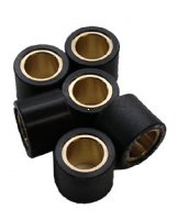 16x13 (6.5g) (Most Common Size) GY6-50 QMB139 49cc Chinese Scooter Motors Clutch Roller Weights Set