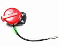 STOP SWITCH Fits Honda Type GX120-390cc + Others 1 Bullet Wire