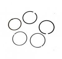 60cc (High Performance 44mm) Piston Ring Set. Fits GY6-50 Chinese Scooter Motors.