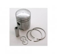PISTON KIT 49cc 2-stroke B=38 Pin=10 H=46 Ctr Pin To Top=23mm TOMOS A3 Stock